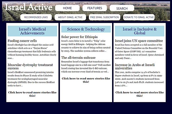 Israel Active